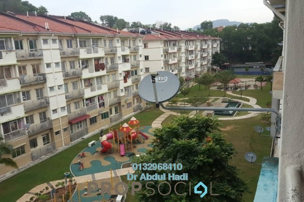 For Sale Condominium at Venice Hill, Batu 9 Cheras Freehold Semi Furnished 3R/2B 320k