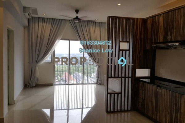 For Rent Condominium at The Wharf, Puchong Freehold Semi Furnished 2R/2B 1.35k