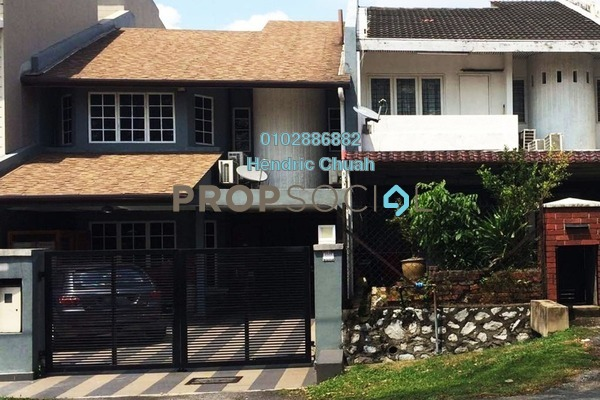 For Sale Terrace at SS17, Subang Jaya Freehold Semi Furnished 3R/3B 1.5m