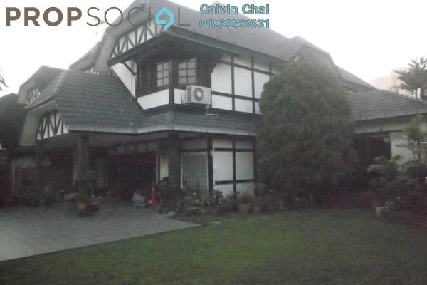 For Sale Semi-Detached at SL4, Bandar Sungai Long Freehold Semi Furnished 5R/5B 1.98m