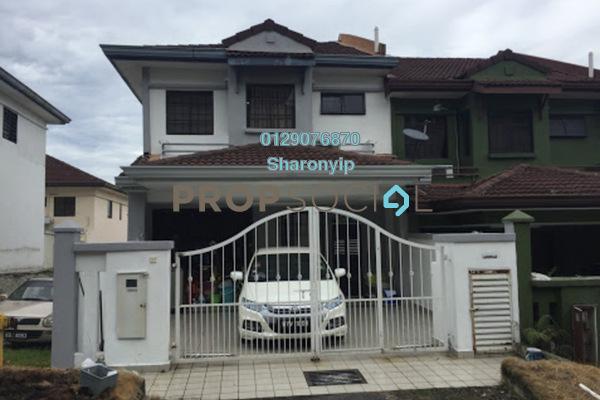 For Sale Terrace at Bandar Damai Perdana, Cheras South Freehold Semi Furnished 4R/3B 680k