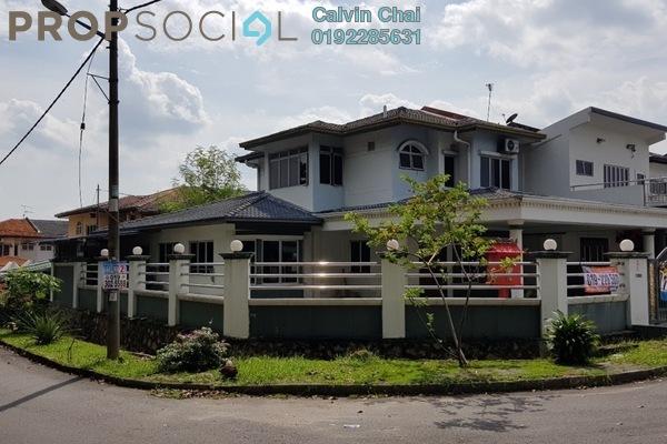For Sale Terrace at Taman Bukit Mewah, Kajang Freehold Semi Furnished 4R/3B 938k