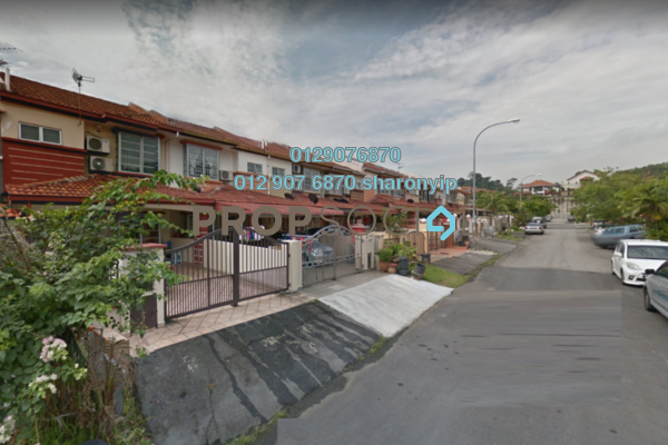 For Rent Terrace at Taman Segar Perdana, Cheras Freehold Fully Furnished 4R/3B 1.7k