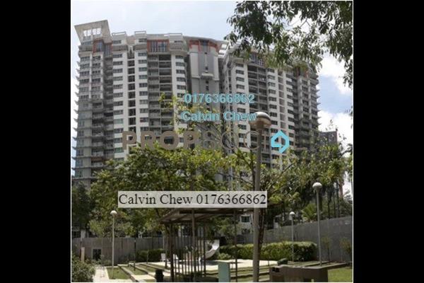 For Sale Condominium at Metropolitan Square, Damansara Perdana Freehold Unfurnished 3R/2B 470k