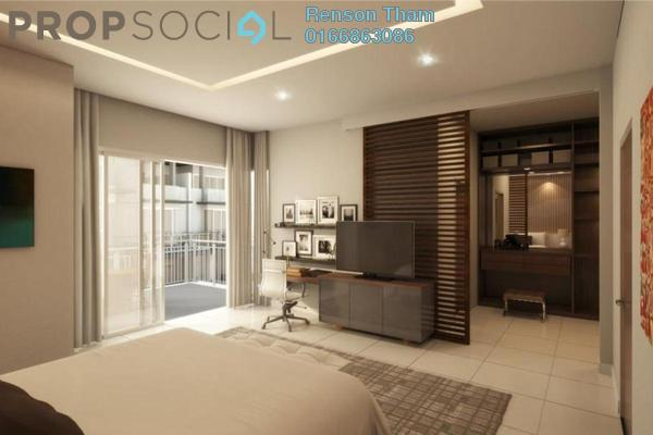 For Sale Condominium at Koi Prima, Puchong Leasehold Semi Furnished 3R/2B 360k