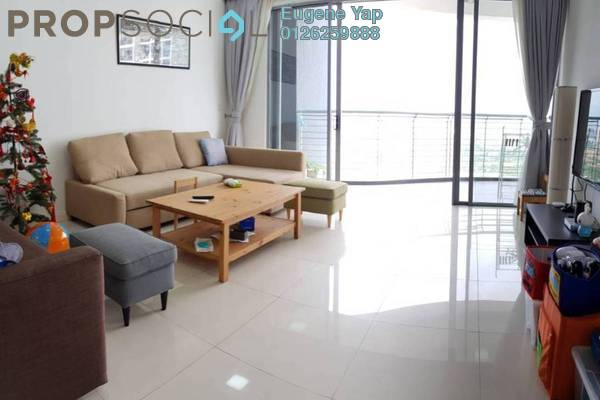 For Rent Condominium at The Westside Two, Desa ParkCity Freehold Semi Furnished 3R/4B 4.5k