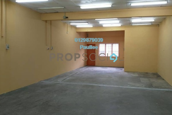 For Rent Shop at BP2, Bandar Bukit Puchong Freehold Semi Furnished 1R/1B 1.9k