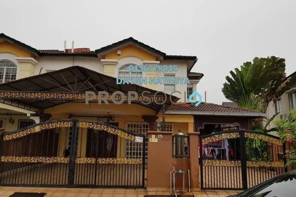 For Sale Terrace at Seksyen 8, Bandar Baru Bangi Freehold Semi Furnished 5R/3B 870k