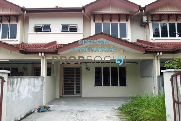 For Sale Terrace at Taman Harmoni, Semenyih Freehold Semi Furnished 4R/3B 495k