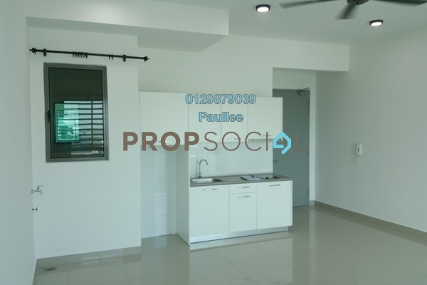 For Sale Condominium at CyberSquare, Cyberjaya Freehold Semi Furnished 0R/1B 255k