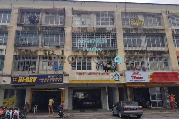 For Sale Shop at Pusat Bandar Puchong Industrial Park, Pusat Bandar Puchong Freehold Semi Furnished 0R/2B 999k