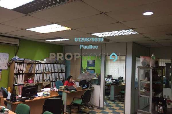For Rent Shop at Taman Meranti Jaya, Puchong Freehold Semi Furnished 2R/3B 4k