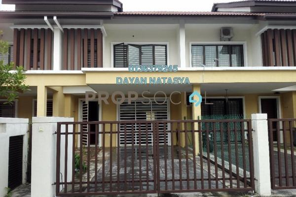 For Sale Superlink at Alamanda Superlink Homes 2, Kota Seriemas Freehold Unfurnished 4R/3B 450k