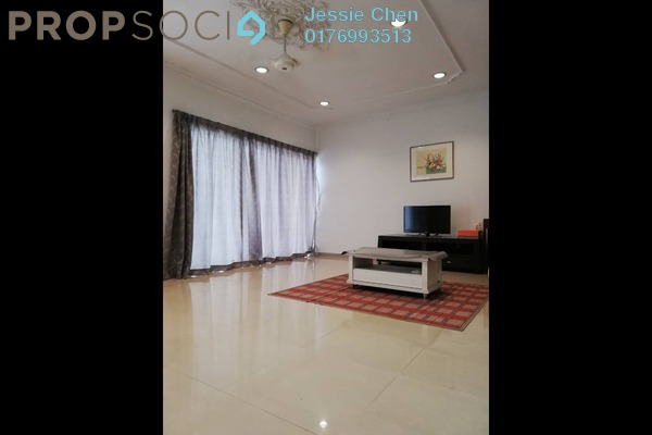 For Rent Terrace at Taman Bukit Nuri Indah, Rasah Freehold Semi Furnished 4R/3B 1.2k