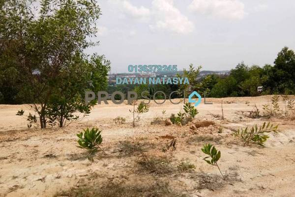 For Sale Land at Kampung Bahagia, Bangi Freehold Unfurnished 0R/0B 280k