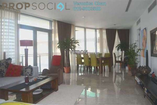 For Sale Condominium at K Residence, KLCC Freehold Fully Furnished 3R/4B 2.85m