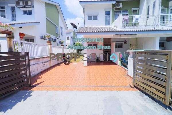 For Sale Townhouse at Taman Tasik Puchong, Puchong Freehold Semi Furnished 3R/2B 360k