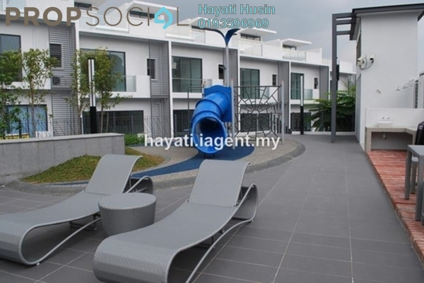 For Sale Terrace at D'Residency, Bandar Utama Freehold Unfurnished 4R/4B 1.1m