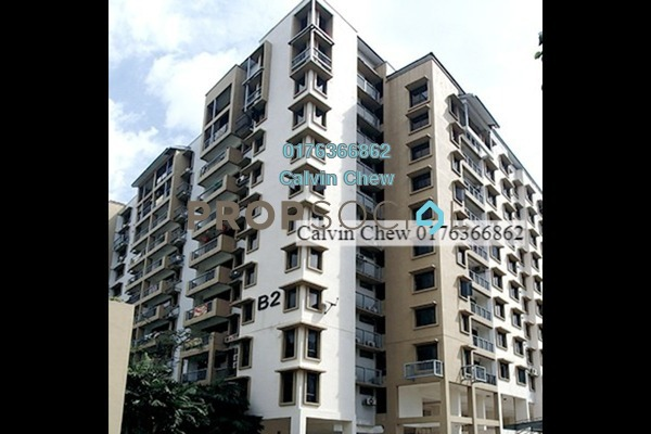 For Sale Condominium at Cyberia SmartHomes, Cyberjaya Freehold Unfurnished 3R/2B 285k