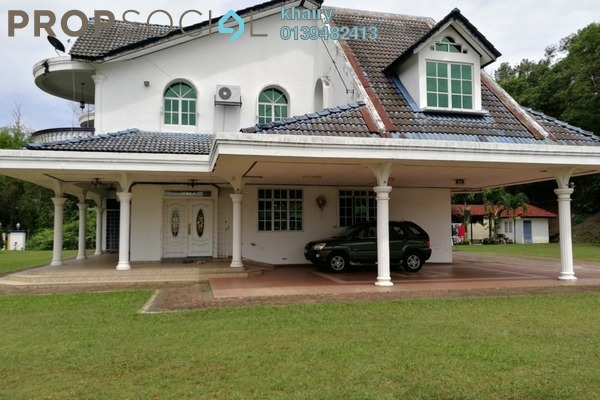 For Sale Bungalow at Taman Tuanku Jaafar, Senawang Leasehold Fully Furnished 6R/7B 1.7m