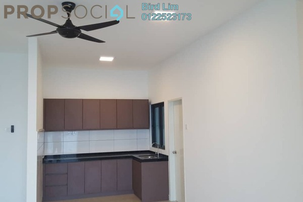For Rent Condominium at Parkhill Residence, Bukit Jalil Freehold Semi Furnished 3R/2B 1.98k