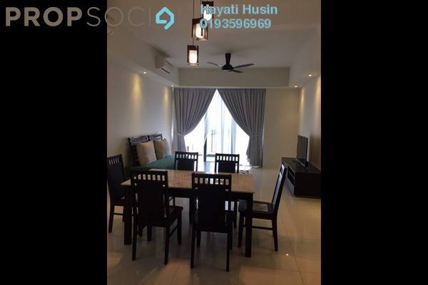 For Sale Condominium at Verdana, Dutamas Freehold Fully Furnished 3R/2B 1.13m