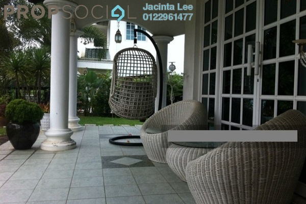 For Sale Bungalow at Section 8, Shah Alam Freehold Semi Furnished 6R/5B 1.5m