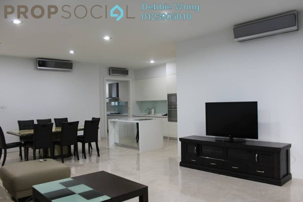 For Rent Condominium at Seni, Mont Kiara Freehold Fully Furnished 3R/3B 7.5k