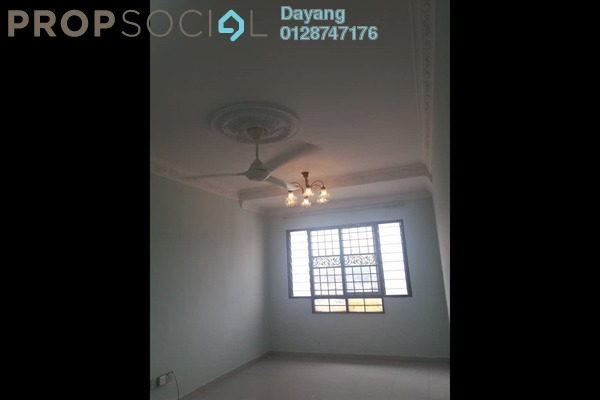 For Rent Apartment at Mesra Ria Apartment, Ampang Freehold Semi Furnished 3R/1B 800translationmissing:en.pricing.unit
