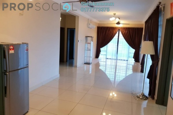 For Rent Condominium at One Damansara, Damansara Damai Freehold Semi Furnished 4R/3B 1.5k
