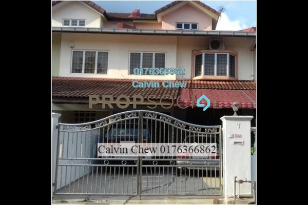For Sale Terrace at Taman Equine, Seri Kembangan Leasehold Unfurnished 4R/0B 477k