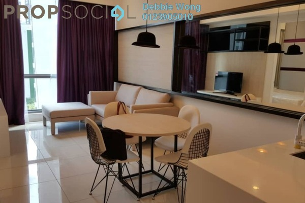 For Rent Condominium at The Robertson, Pudu Freehold Fully Furnished 1R/1B 3k