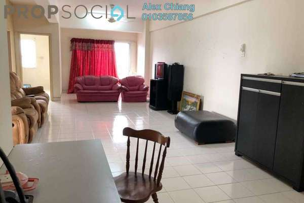 For Rent Apartment at Vista Mutiara, Kepong Freehold Unfurnished 3R/2B 1.55k