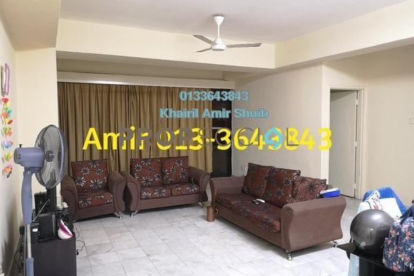 For Sale Condominium at Villa Putera, Putra Freehold Semi Furnished 3R/2B 520k