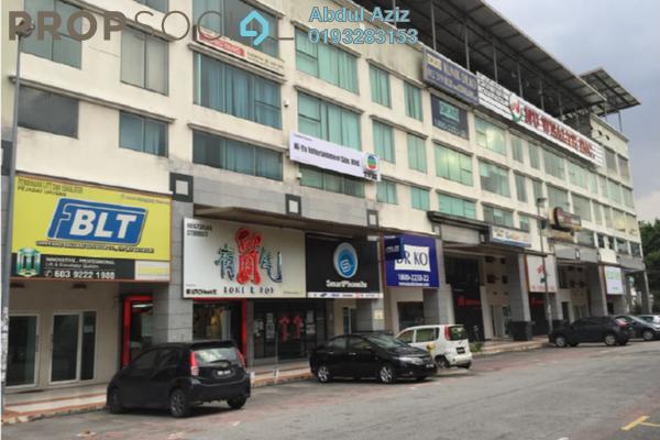 For Rent Shop at Fraser Business Park, Sungai Besi Freehold Unfurnished 0R/0B 3.5k