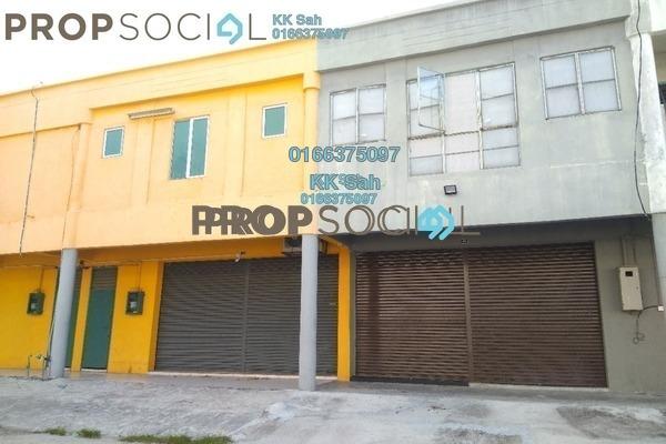 For Sale Factory at Taman Teluk Gedung Indah, Port Klang Freehold Unfurnished 1R/2B 279k