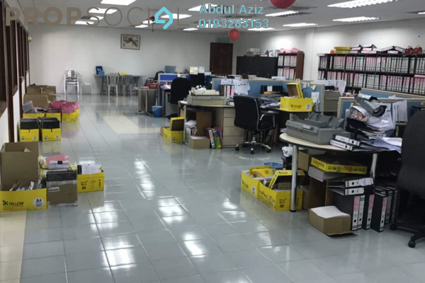 For Sale Factory at Temasya Industrial Park, Temasya Glenmarie Freehold Unfurnished 0R/0B 6.2m