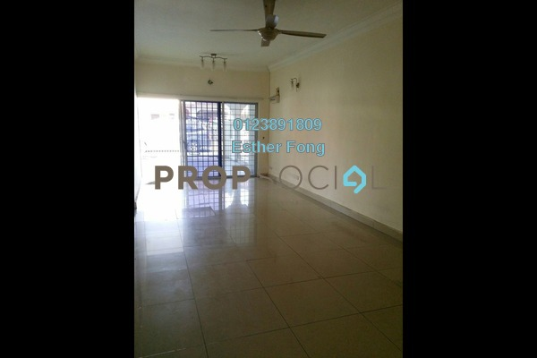 For Rent Terrace at Kepong Baru, Kepong Freehold Semi Furnished 3R/1B 1.55k