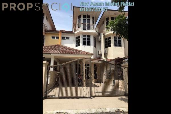 For Sale Terrace at Taman Bukit Utama, Bukit Antarabangsa Freehold Fully Furnished 5R/3B 599k