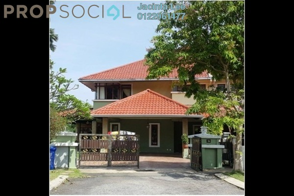 For Sale Semi-Detached at Sri Suria, Bukit Rimau Freehold Semi Furnished 5R/5B 1.46m