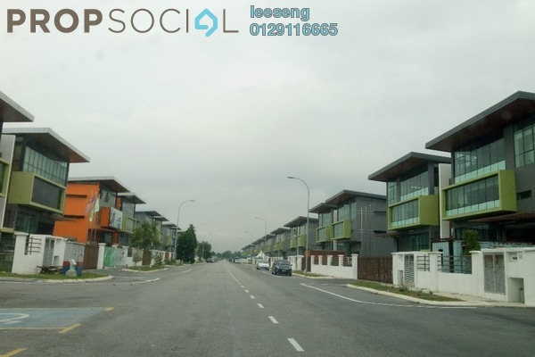 For Rent Factory at Taman Aman Perdana, Meru Freehold Unfurnished 0R/4B 2.8k