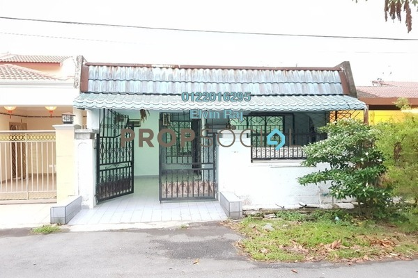 For Sale Terrace at Taman Desa Jaya, Kepong Leasehold Unfurnished 3R/3B 489k