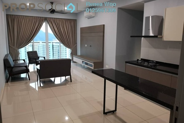 For Rent Condominium at Tropicana Bay Residences, Bayan Indah Freehold Fully Furnished 2R/3B 2.1k
