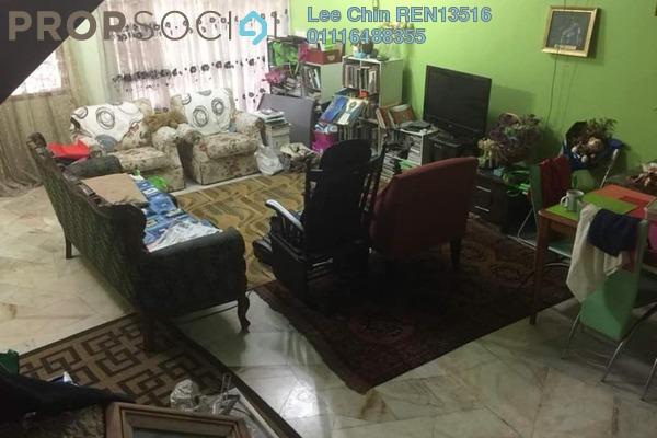 For Sale Terrace at Taman Koperasi Cuepacs, Bandar Sungai Long Freehold Semi Furnished 4R/3B 405k