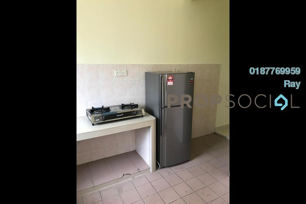 For Rent Condominium at Astaka Heights, Pandan Perdana Freehold Semi Furnished 3R/2B 1.3k