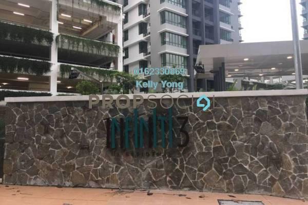 For Sale Condominium at Infiniti3 Residences, Wangsa Maju Freehold Fully Furnished 3R/2B 830k