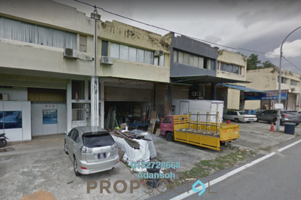 For Sale Factory at Taman Sri Ehsan, Kepong Freehold Unfurnished 0R/0B 1.3m