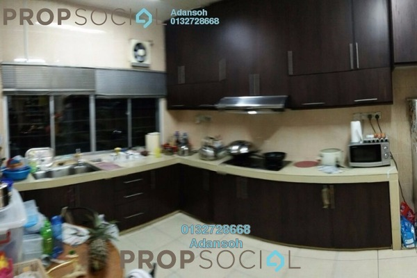 For Sale Terrace at SD12, Bandar Sri Damansara Freehold Semi Furnished 4R/3B 950k