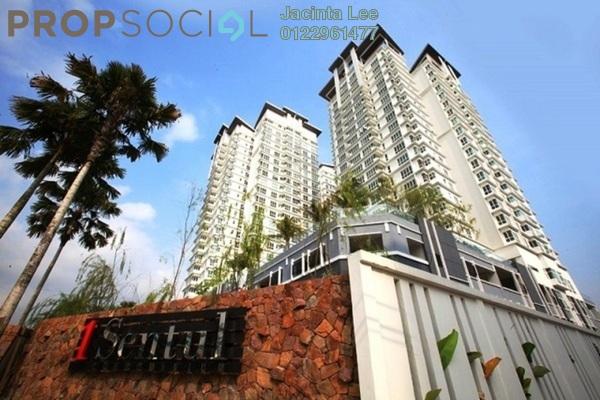 For Sale Condominium at 1Sentul, Sentul Freehold Semi Furnished 3R/2B 462k