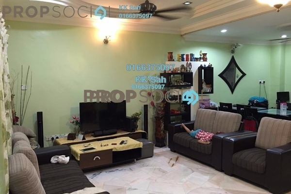 For Sale Terrace at Taman Kintaman, Klang Freehold Semi Furnished 4R/3B 558k